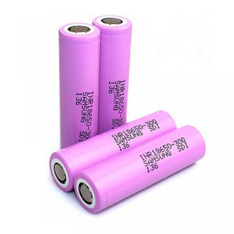 Высокотоковый аккумулятор Samsung 18650 30Q 3000 mAh