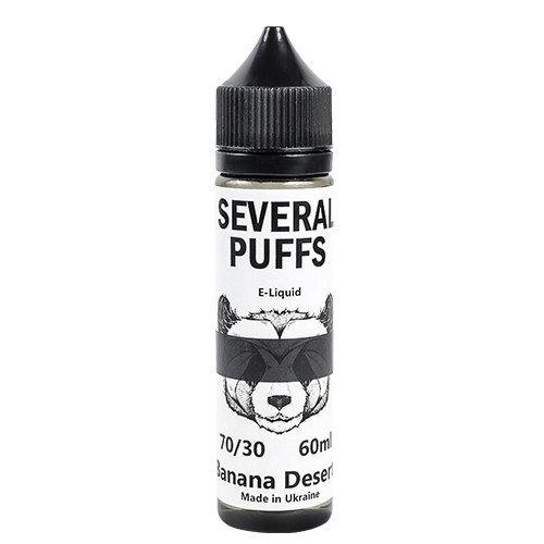 Жидкость для электронных сигарет Several Puffs 60 мл